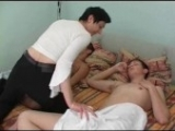 Boys were Resting when Horny Housewife Steps In