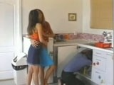 Dad isnt home, so Plumber got Lucky with his Teen Daughters