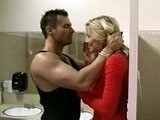 Blonde Milf Could Not Defend Himself From Neighbor