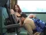 Naughty Girl Pussy Licked on The Train