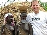 Horny Tourist Fuck African Tribe Women