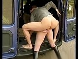 Crazy Wife Fucking in The Car WIth Stranger
