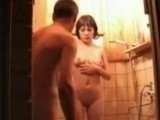 Boy Enters Bathroom While His Sisters Friend Showering