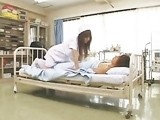 Hot Nurse Tried To Help Her Patient