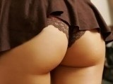 Horny Girl With Awesome Sexy Ass
