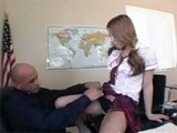 Sweet Sexy Teen Lost Virginity With Her Teacher