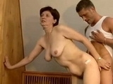 Good Looking Mature Milf Likes Young Boys