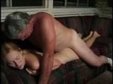Dirty Old Man Banged Friends Teen Daughter