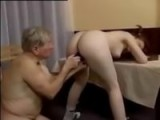 Perv Old Man Dirty Fucked His Friends Daughter