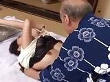 Old Japanese Man Fucked Hot Teen Babe
