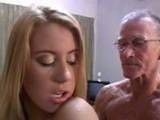 Old Grandpa Fucked Sexy Young Nurse