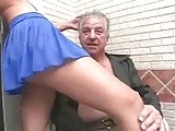 Sexy Hooker Makes Old Man Young Again