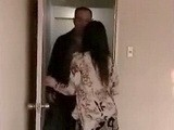 Sexy Housewife Opens The Door To A Wrong Man