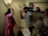 Arab Wife Catches Husband With Mistress at Home