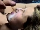 Amateur Girl Is Cum Addicted Slut