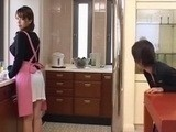 Milf Cuaght Teen Boy Staring Under her Skirt