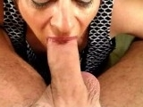 Mature Wife Have Awesome Blowjob Skills