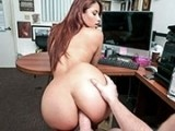 Perfect Ass Pleases Lucky Dick