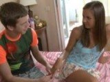 Lucky Boy Fucked His Beautiful Friends Sister