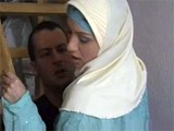 Amateur Arabian Girl Brought Disgrace To Her Family