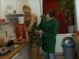 Hot Housewife Banged Hard by Young Plumber
