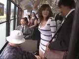 Sex Scandal In The Crowded Public Bus