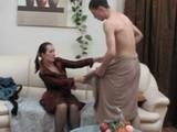 Horny Mom Easily Seduced Shy Daughters Boyfriend