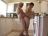 My Grandparents Having Sex In The Kitchen