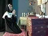 Horny Nun Prays to God to Forgive Her