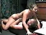 Real Amateur Couple Post Their Private Sextape