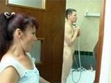 Mom Lose Her Mind When Walked In On Boy Taking Shower!