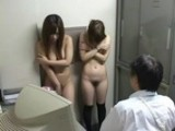 Japanese Girls Caught in Stealing and must Pay Somehow