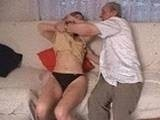 Perv Old Man Fucked my Busty Girlfriend