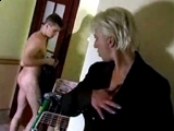 Horny Housewife Begs for Some Hard Fucking