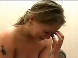 Sisters Painful First Time Anal Attempts Causes Girl Start To Cry