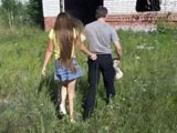 Teens Are Going To Abandoned House For Some Privacy
