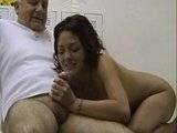 Old Man should not do that with Friends Teen Daughter