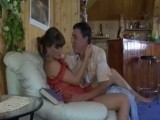 Dirty Neighbor Didn't Want To Let Lonely Wife Alone