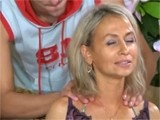 Giving A Shoulder Massage To Girlfriends Mom Went In Totally Wrong Direction!