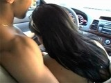 Sexy Latina gets Pounded in Car