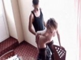 Boy Caught his Teen Sister While Fucking