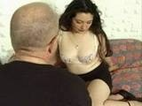 Old Man Fucked Chuby Arab Girl for Money
