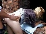 Kinky Girlfriend Fucked Hard At The Public Place