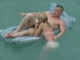 Horny Amateur Couple Made Real Sex Video on the Beach
