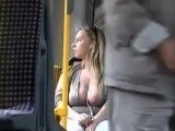 Big Oops In The Public Bus