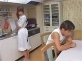 Parents Should Never Leave Their Horny Boy Alone At Home With Their Maid