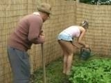 Dirty Farmer Made Fucking Break With Young Sexy Girl