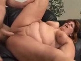 Amateur BBW Housewife Gets Fucked Hard