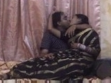 Young Desi Couple Taped Fucking on their Honeymoon