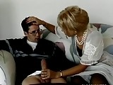 Lustful Mom Fucked Her Sons Friend